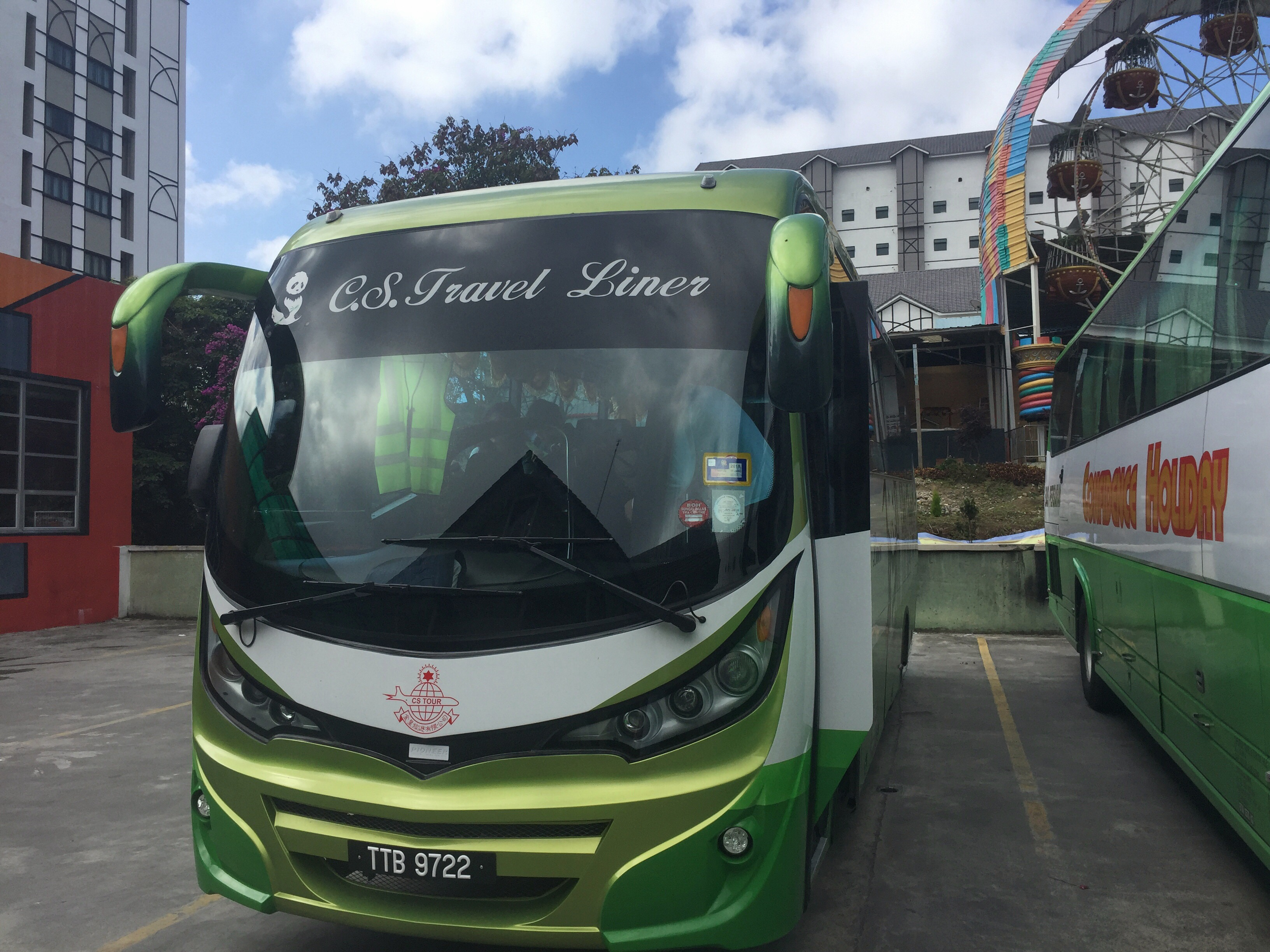 Getting Around Malaysia – Traveling Together